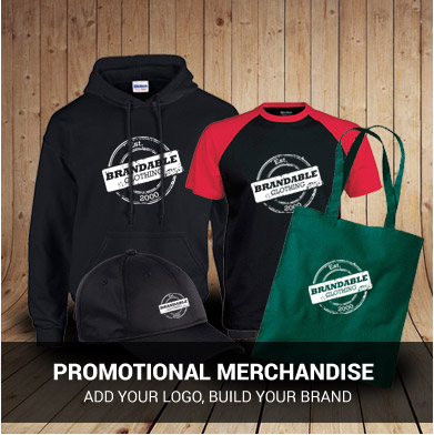 Banner 02 - Promotional Merchandise
