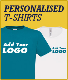 Banner 3 - Personalised T-Shirts