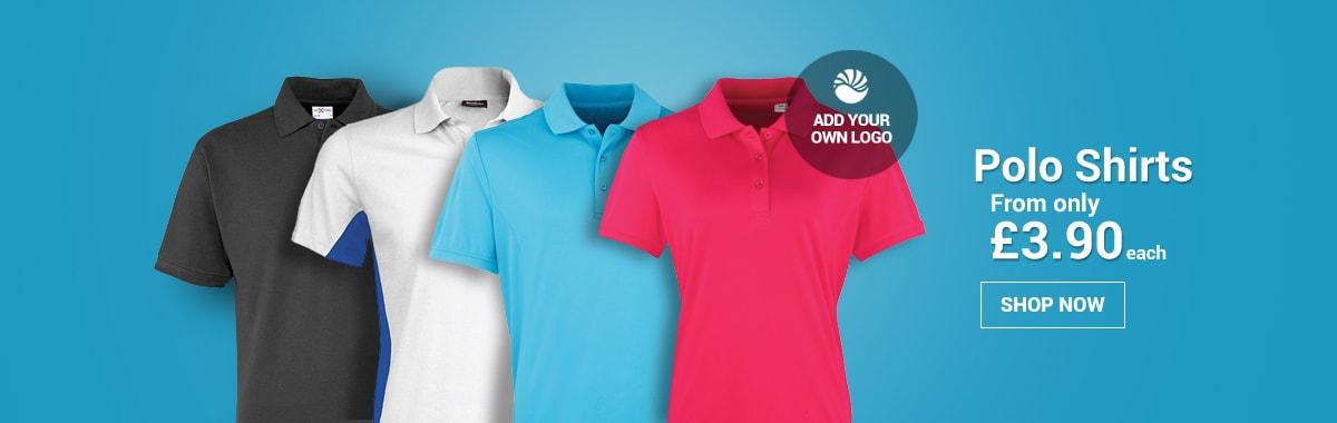 Slider - Polo Shirts