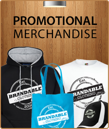 Banner 1 - Promotional Clothing