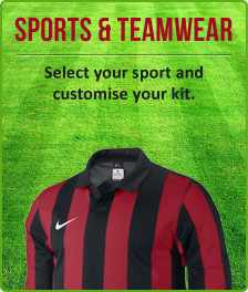 Banner 2 - Sports and Teamwear