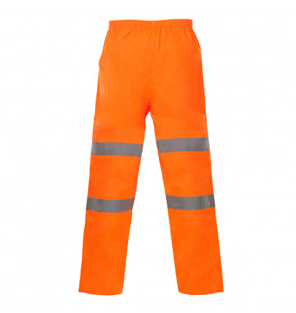 Supertouch Hi Vis Breathable Trousers