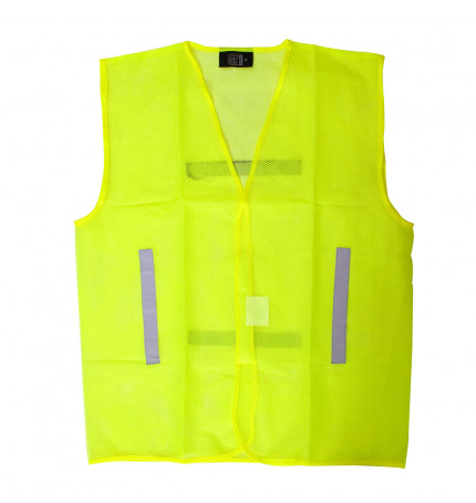 Supertouch Hi Vis Mesh Vest