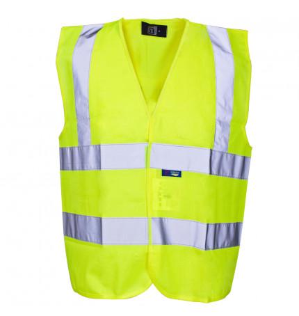 Supertouch Hi Vis Builders Vest
