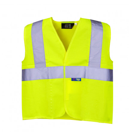 Supertouch Hi Vis Junior Vest