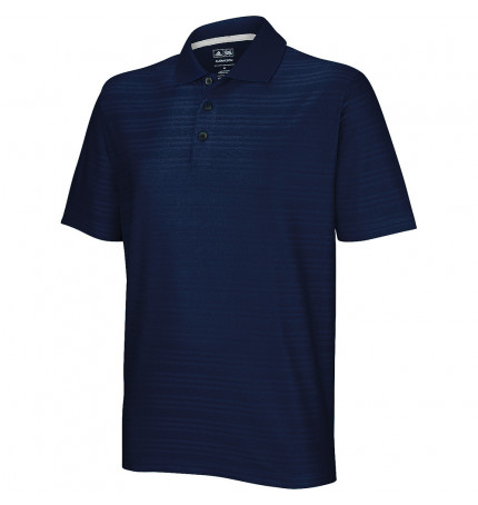 Adidas ClimaCool® Textured Solid Polo Shirt