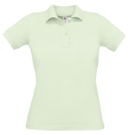 B&C Saffran Pure / Women Polo Shirt