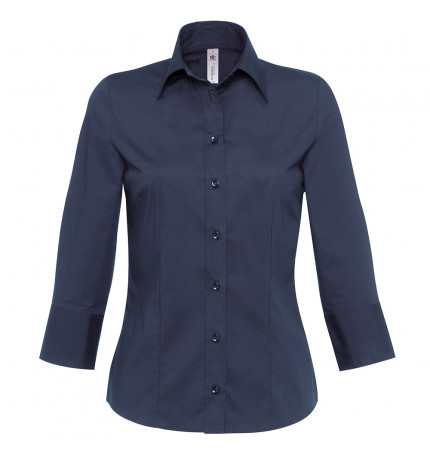 B&C Collection Milano Women's Shirt