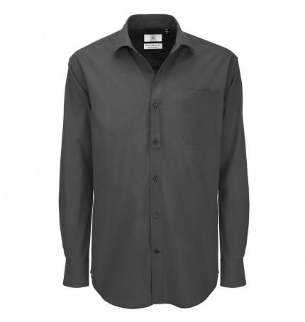 B&C Collection Heritage Long Sleeve Men's Shirt