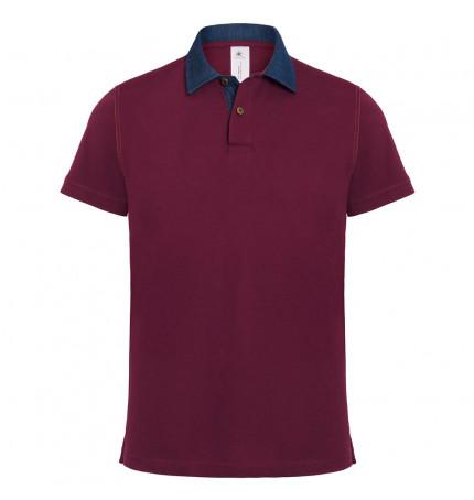B&C DNM Forward Men Polo Shirt