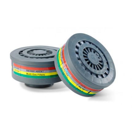 B-Brand ABEK1 Filters (PAIR)