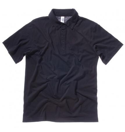 Bella+Canvas Jersey 5 Button Polo Shirt