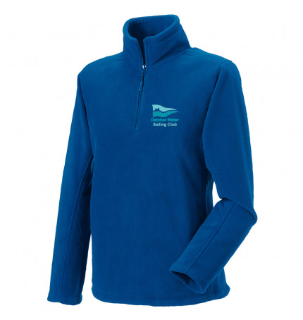DWSC Russell Kids 1/4 Zip Outdoor Fleece