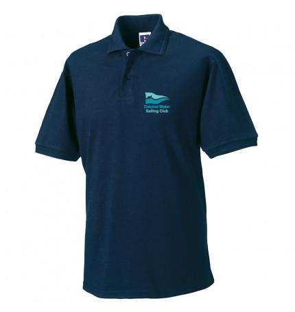 DWSC Russell Hardwearing 60°C Wash Polo Shirt