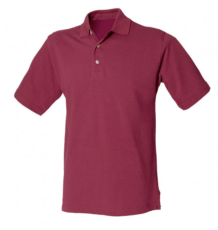 Henbury Classic Polo Shirt