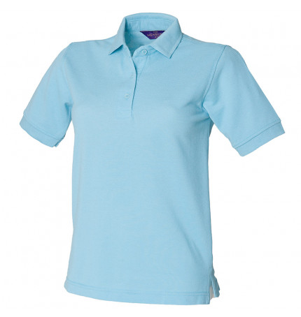 Henbury Women's 65/35 Polo Shirt