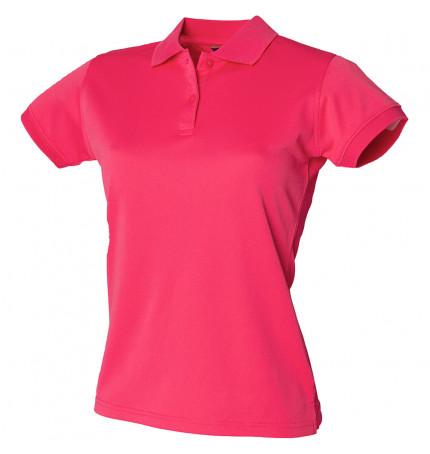 Henbury Women's Coolplus® Polo Shirt
