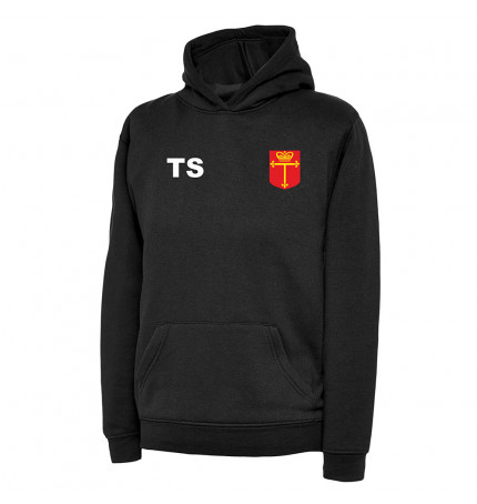 Childrens Trevelyan Hooded Sweatshirt (OPTIONAL)