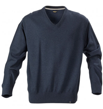 Harvest  Lowell V-Neck Knitted Sweater