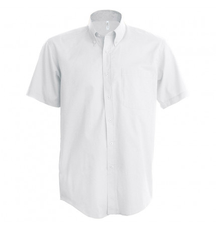 Kariban Short Sleeve Easycare Oxford Shirt