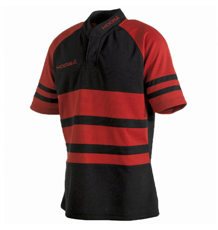 Kids Kooga Teamwear Phase II Hooped Shirt