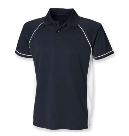 Finden Hales Panel Performance Polo