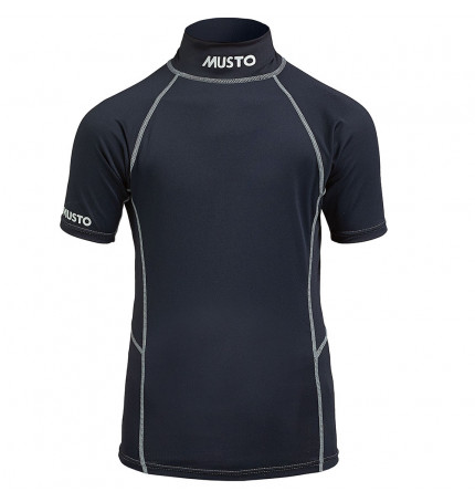 Musto Short Sleeve Rash Vest Base Layer