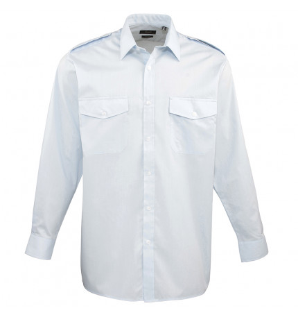 Premier Long Sleeve Pilot Shirt