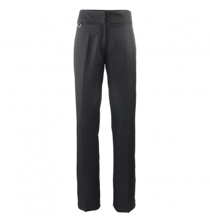 Premier Women's Flat Front Bootcut Hospitality Trousers