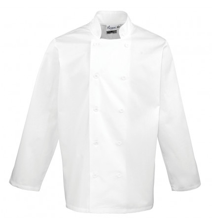 Premier Long Sleeve Chef Jacket