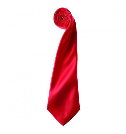 Premier Colours Satin Tie