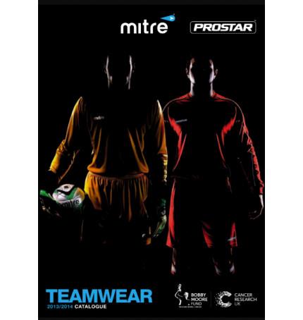 Prostar 2013/14 Teamwear Brochure