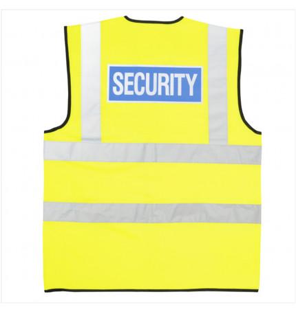 Supertouch Hi Vis Security Vest 2 Colour