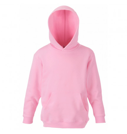 Fruit of the Loom Classic 80/20 Kids Hooded Sweat