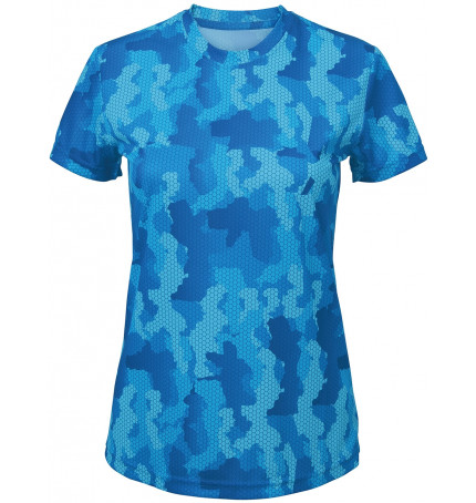 Women's TriDri® Hexoflage™ performance t-shirt