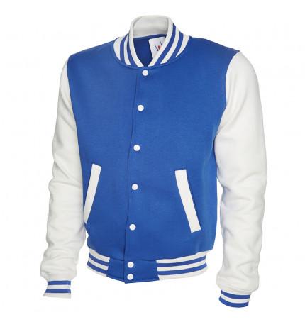 Uneek Varsity Jacket