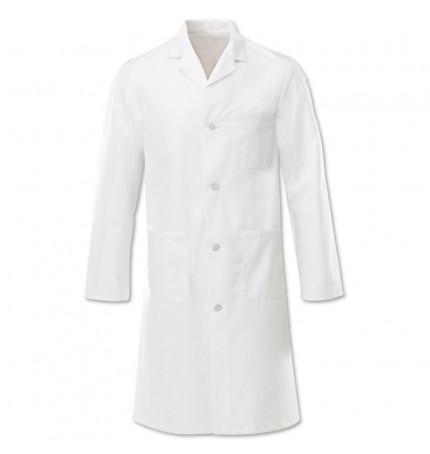 Alexandra Men's Button Lab Coat