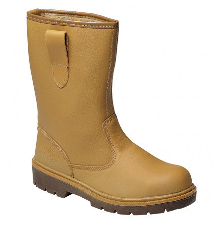 Dickies Super Safety Rigger Boot (Lined)