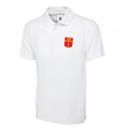 Trevelyan White Polo Shirt