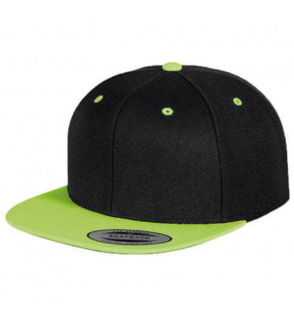 Yupoong The Classic Snapback 2-Tone