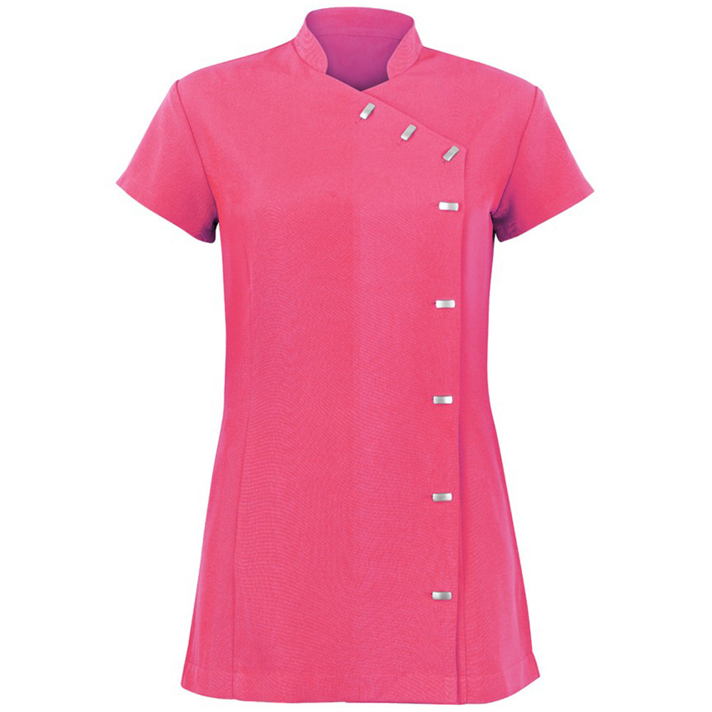 Portwest Lw15 Wrap Tunic: Alexandra Easycare Wrap Beauty Tunic