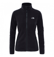 Women's North Face Glacier 100 Full Zip Fleece