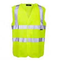 Supertouch Hi Vis Pull Apart Vest