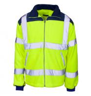 Supertouch Micro Fleece Rain Patch Jacket