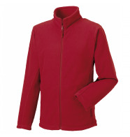 Russell Kids Full Zip Outdoor Fleece
