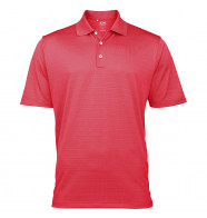 Adidas ClimaLite® Textured Solid Polo Shirt