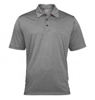 Adidas ClimaLite® Heather Polo Shirt