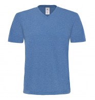 B&C Mick Deluxe V-Neck T-Shirt