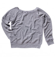 Bella+Canvas Sponge Fleece Wideneck Sweatshirt
