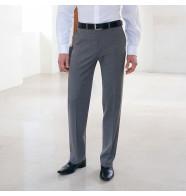 Brook Taverner Avalino Single Pleat Trousers